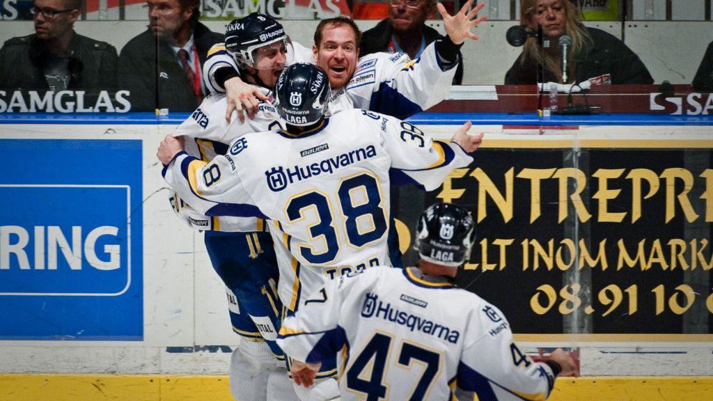 HV71 vann målligan och SM-guld 2010.