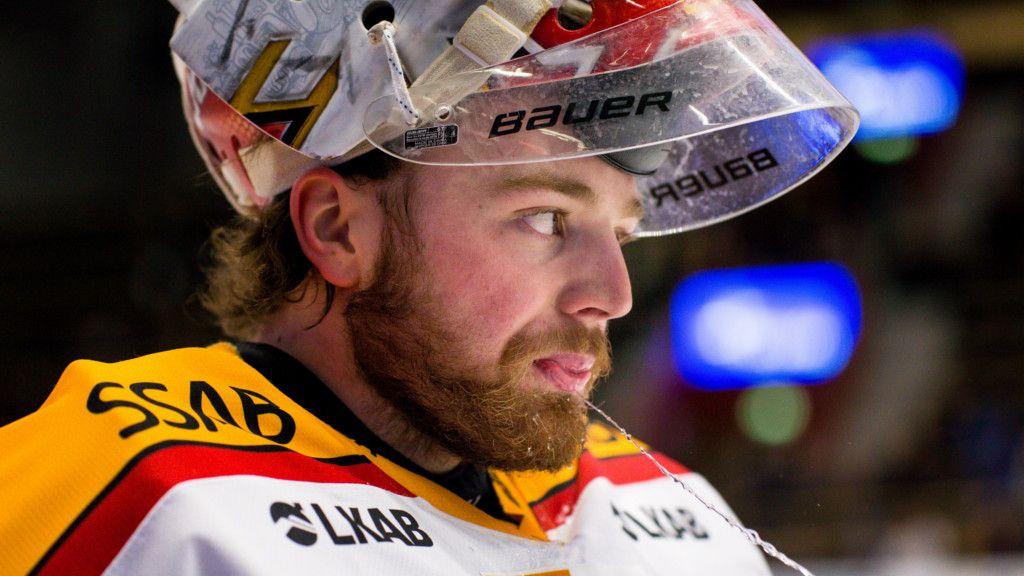 Niklas Rubin hade en tuff säsong i Luleå ifjol.