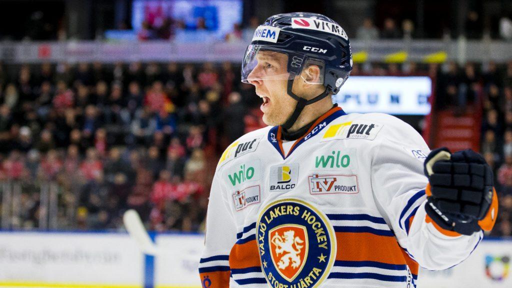 Förre SHL-stjärnan på marknaden – släpps av AHL-klubben