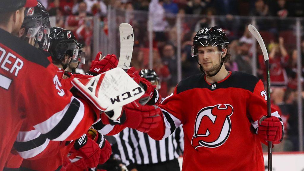Uppgifter: New Jersey-talangen klar för KHL-spel