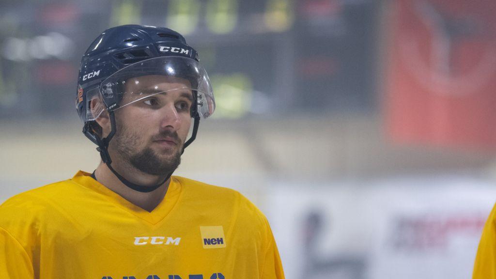 Skyttekungen skadad – missar NHL-klubbens rookieturnering