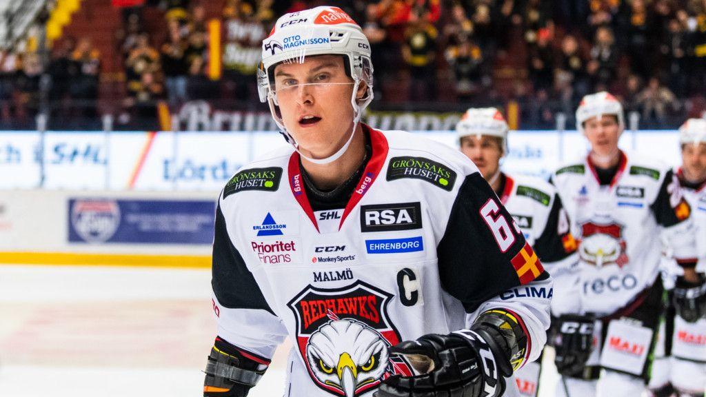 Fredrik Händemark.