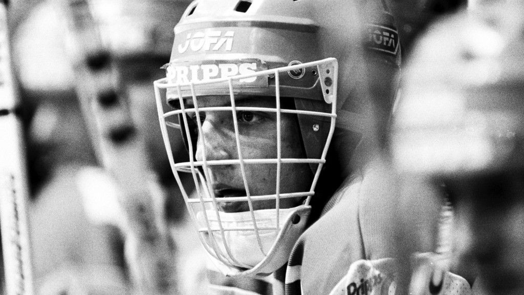 Tomas Sandström anno 1983.