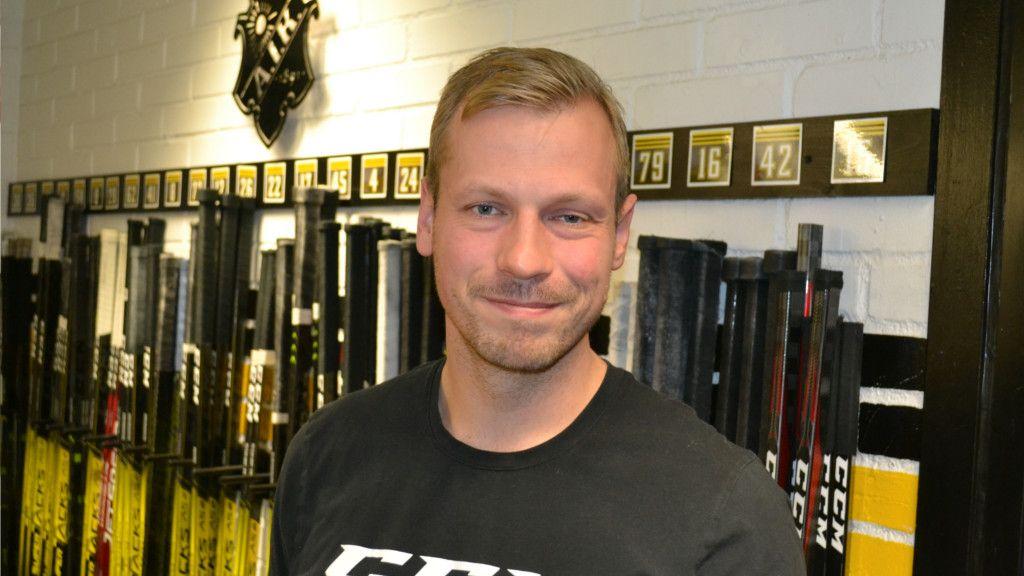 Isländske VM-spelaren kliver in i AIK-båset:
