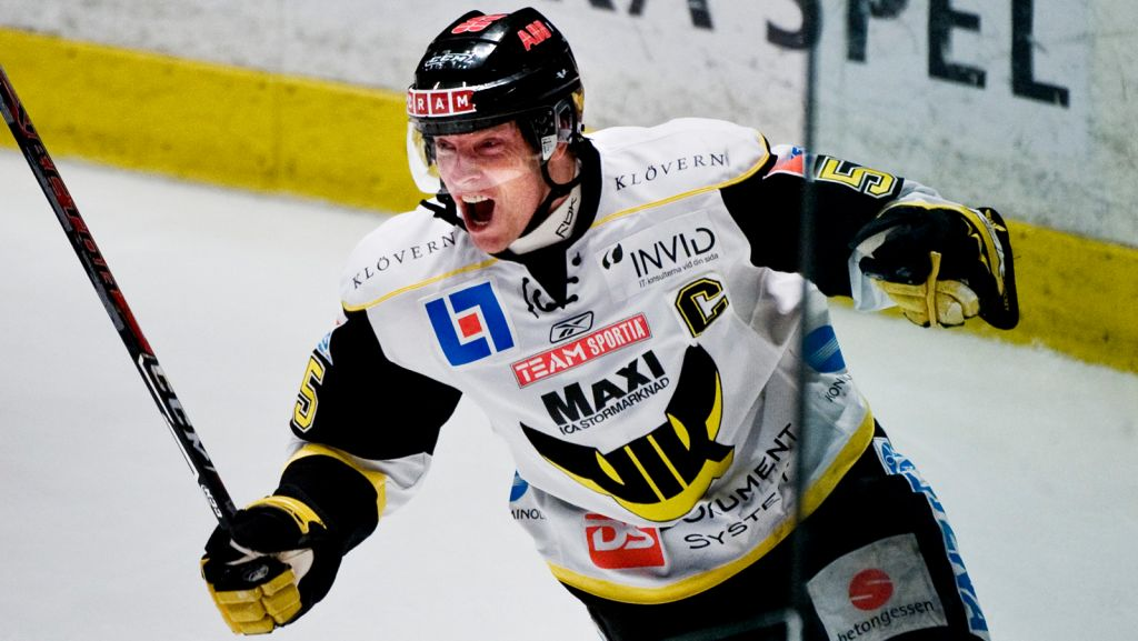 Patrik Juhlin vände hem till Västerås och blev kapten.