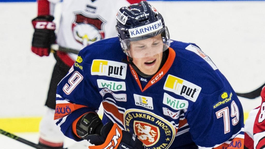 KHL-forwarden vänder hem till Sverige