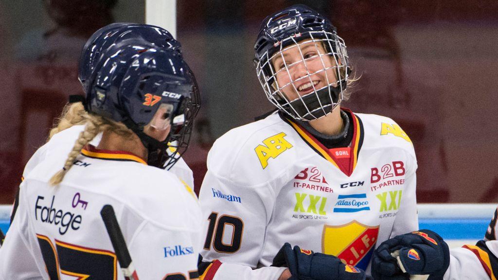 Djurgården vann mot Luleå – för första gången på tre år - Hockeysverige