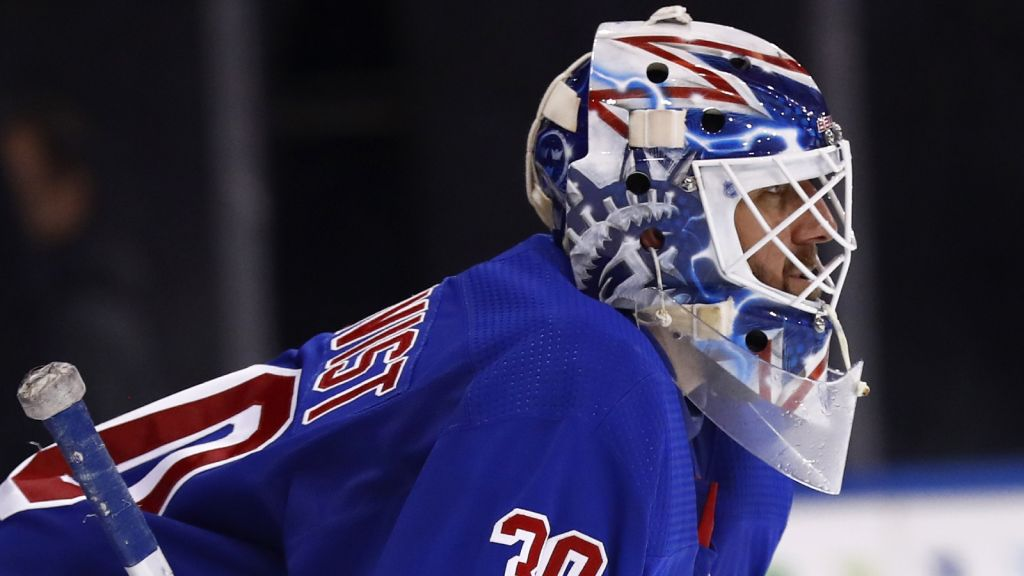 New York Rangers: Rebuild med extra allt