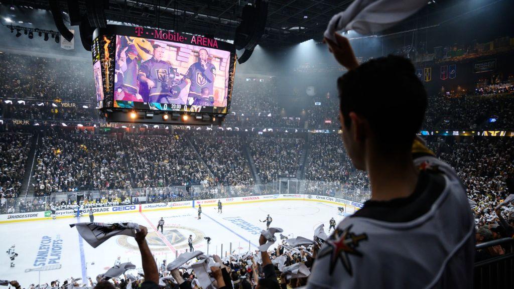 Följ med oss på en oförglömlig NHL-resa till Las Vegas