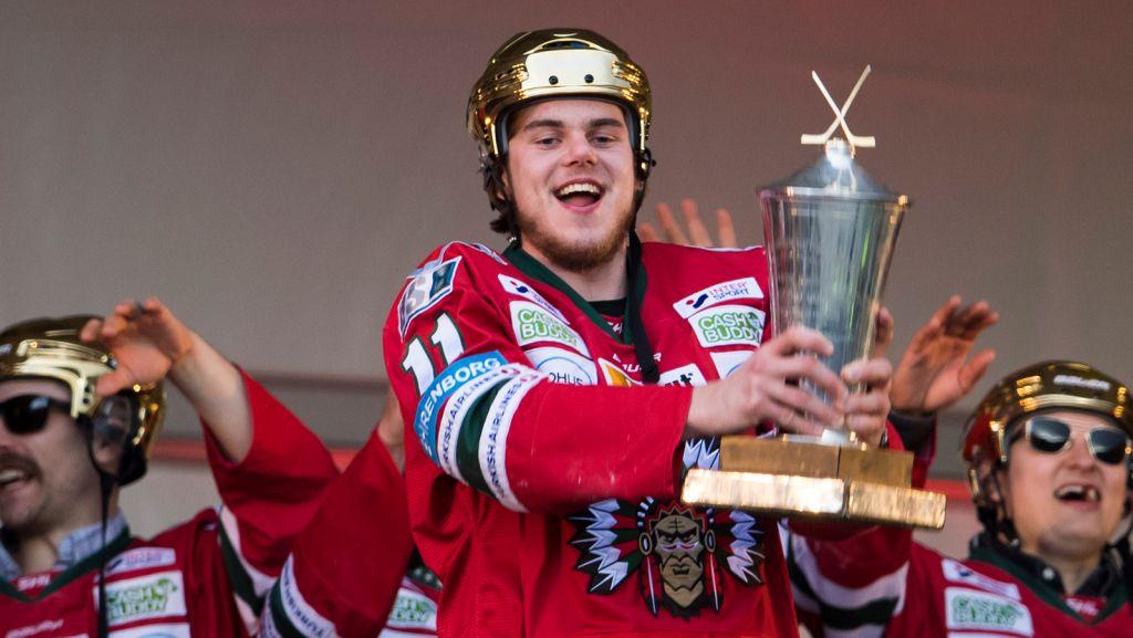 Frölundas glädjebesked: Stjärnan återvänder från NHL