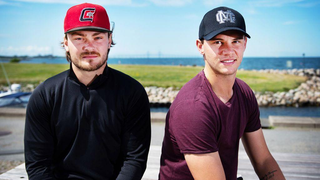 Calgarys Rasmus Andersson och Colorados André Burakovsky kommer båda att tvingas till kontraktsförhandlingar.