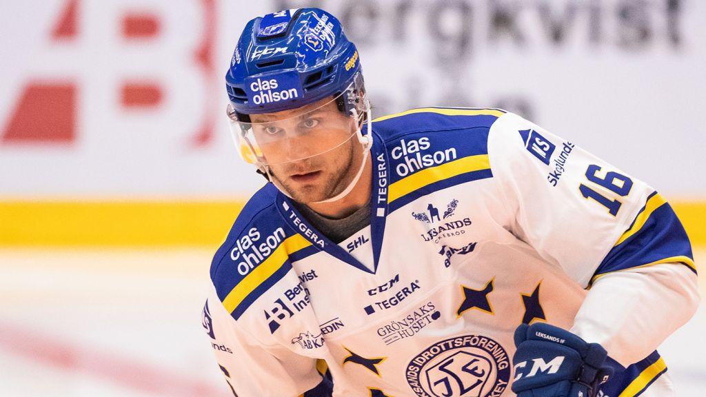Daniel Gunnarsson är tillbaka.