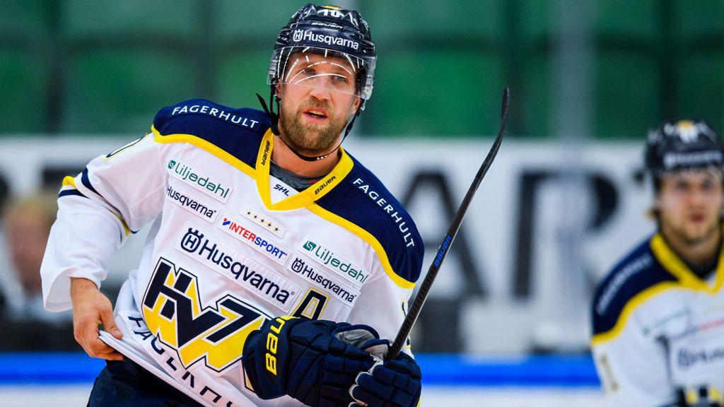 Martin Thörnberg har kämpat sig tillbaka från skadorna men har då varit petad i vissa matcher.