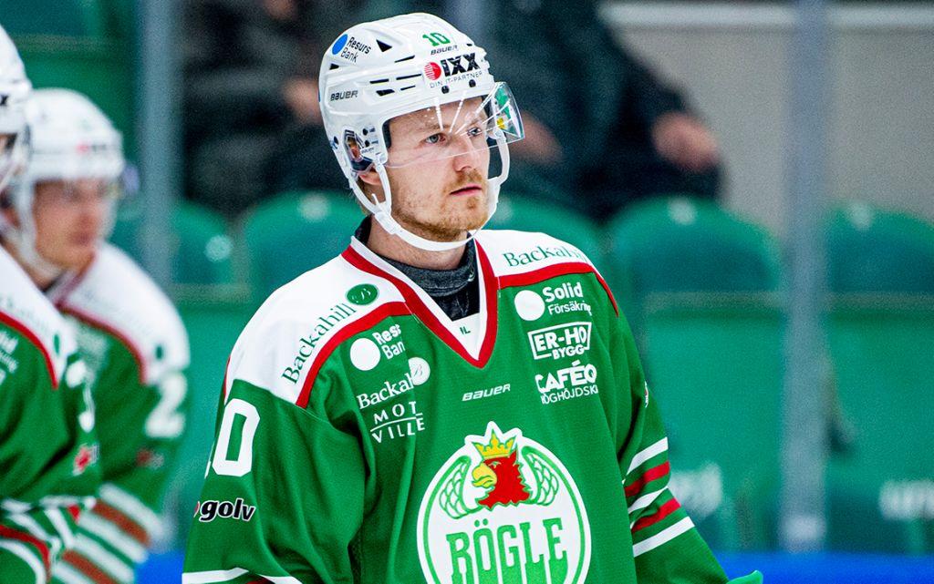 Nick Sörensen har inte fått ett lyft trots klubbytet.