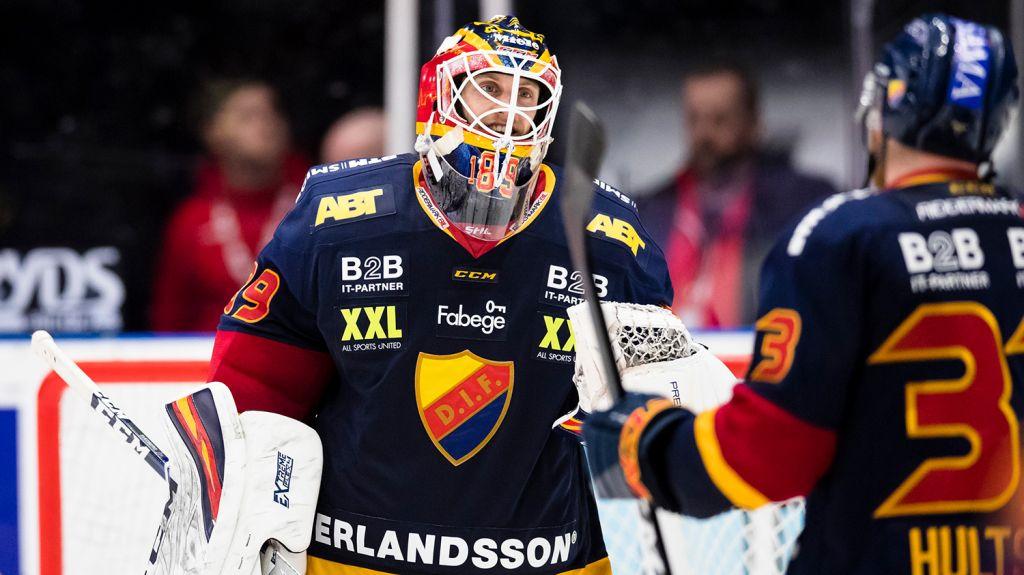 Niklas Svedberg höll nollan för andra gången den här säsongen.