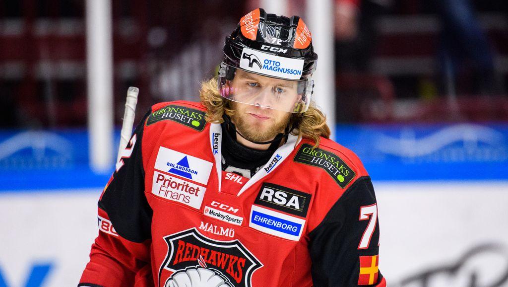 Succén i Hockeyallsvenskan har inte överförts till SHL för Nicolai Meyer.