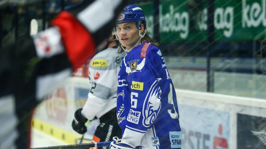 Anton Karlsson en av lagkamraterna i Villacher