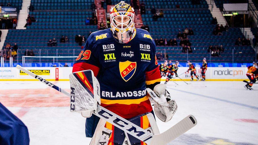 Niklas Svedberg är bäst på att hålla nollan hittills.