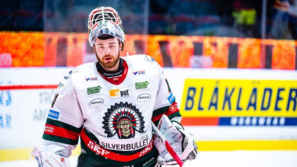 Flytten till Frölunda har verkligen inneburit ett lyft för Niklas Rubin.