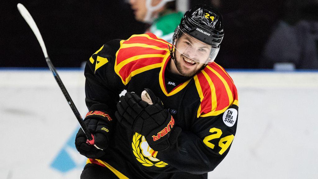 Kan Emil Molin få behålla leendet över resten av säsongen?