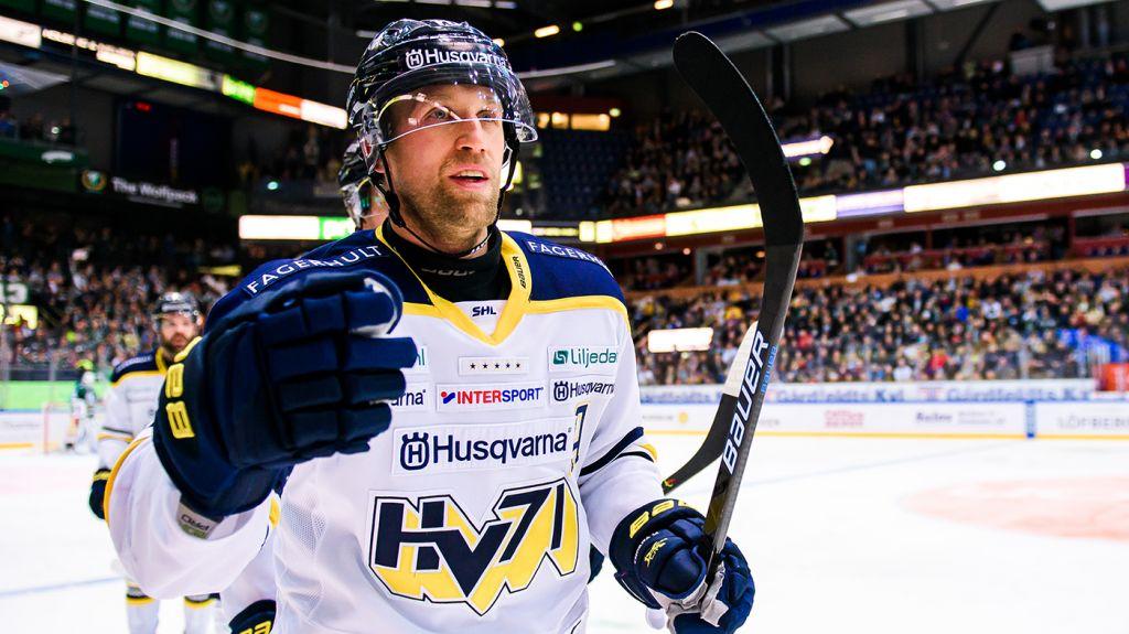 I de senaste matcherna har Thörnberg varit en av HV:s bästa spelare.