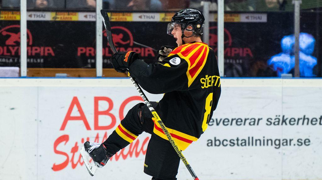 Victor Söderström har växlat upp det senaste.