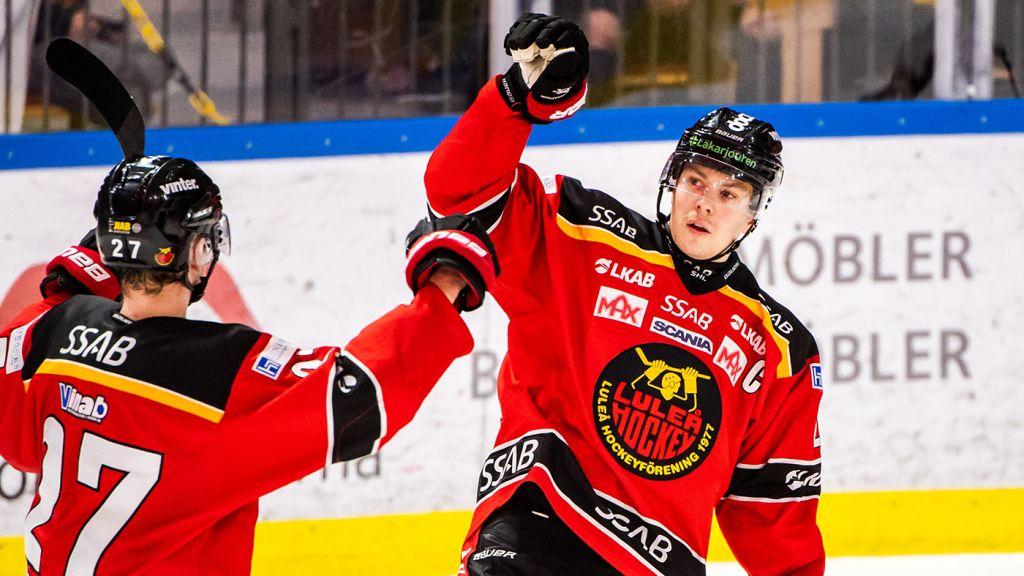 Målskyttet lossnade för Erik Gustafsson den här veckan.