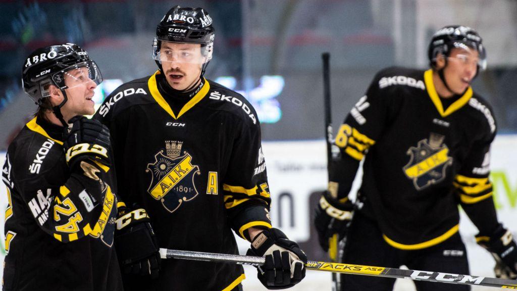 Fortsatt tungt för AIK