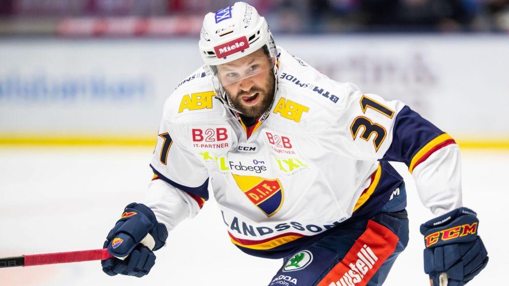 Dick Axelsson lämnade comebacken som förlorare.