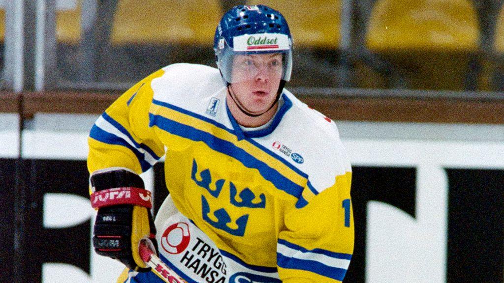 Patrik Juhlin fick tidigt chansen i Tre Kronor efter succén i Västerås.