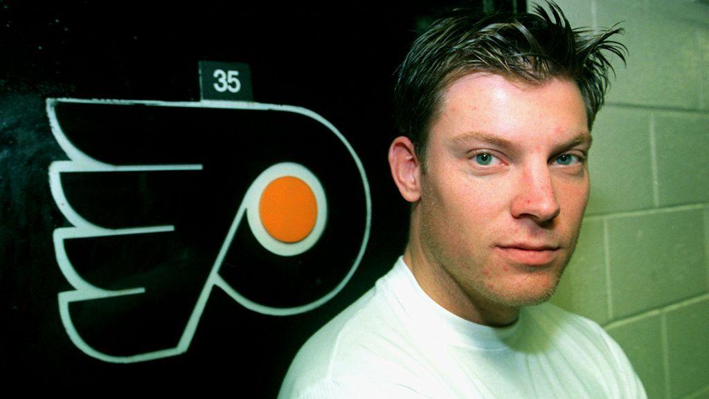 Det blev 56 NHL-matcher för Patrik Juhlin.