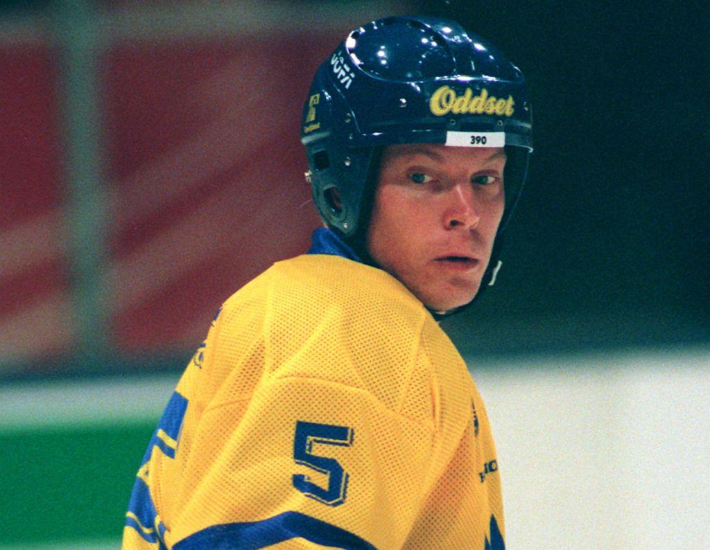 Patrik Juhlin slog aldrig in i NHL och vände då tillbaka till Europa.