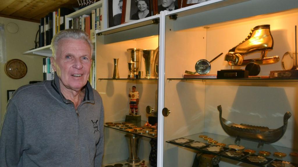 En världsmästare från 1962 – Old School Hockey Bert-Ola Nordlander
