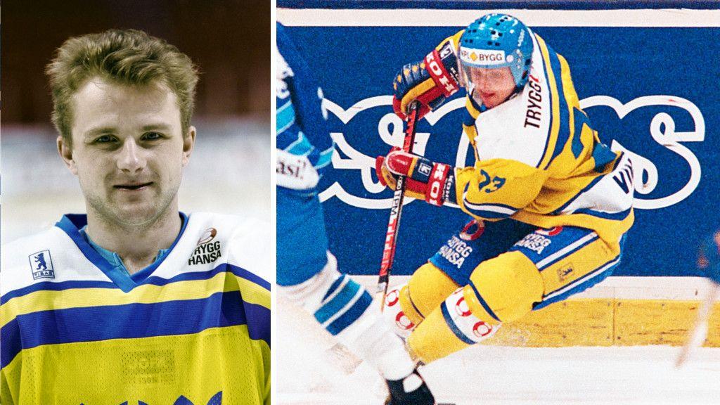 Viktorsson spelade ett VM och ett OS för Sverige.