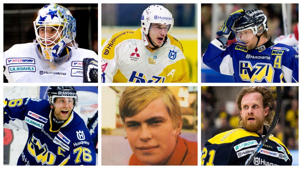 RÖNNKVIST: HV71 – tidernas All-Star Team