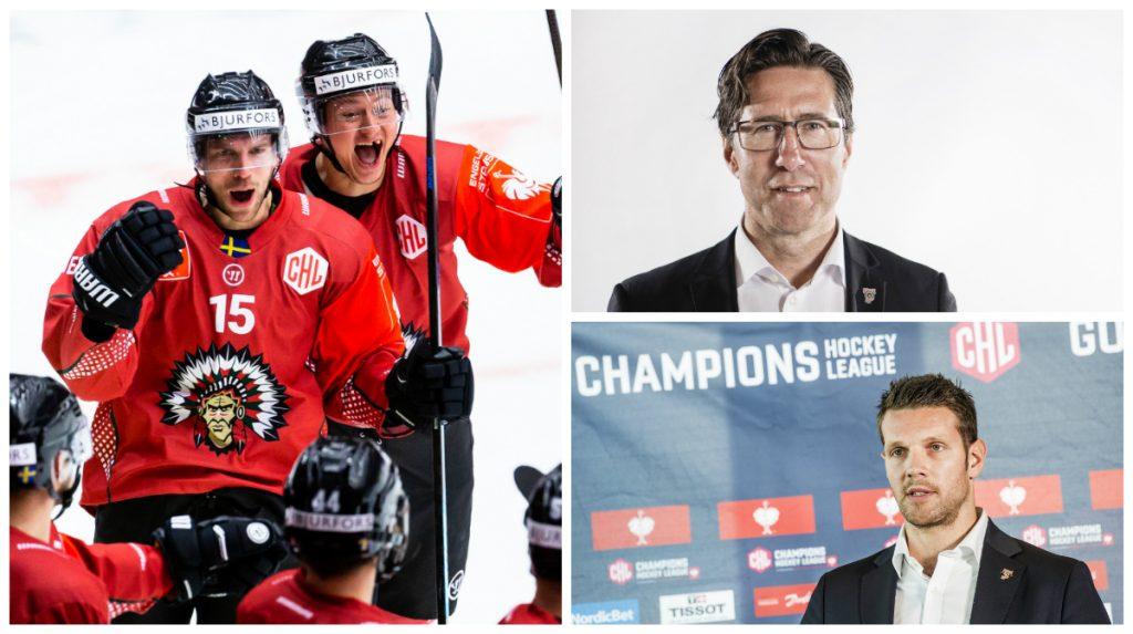"""Frölunda fortsätter nå nya europeiska framgångar: """"Precis lika viktigt som SHL"""" - Hockeysverige"""