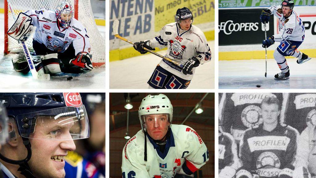 RÖNNKVIST: Linköping HC - tidernas All-Star Team