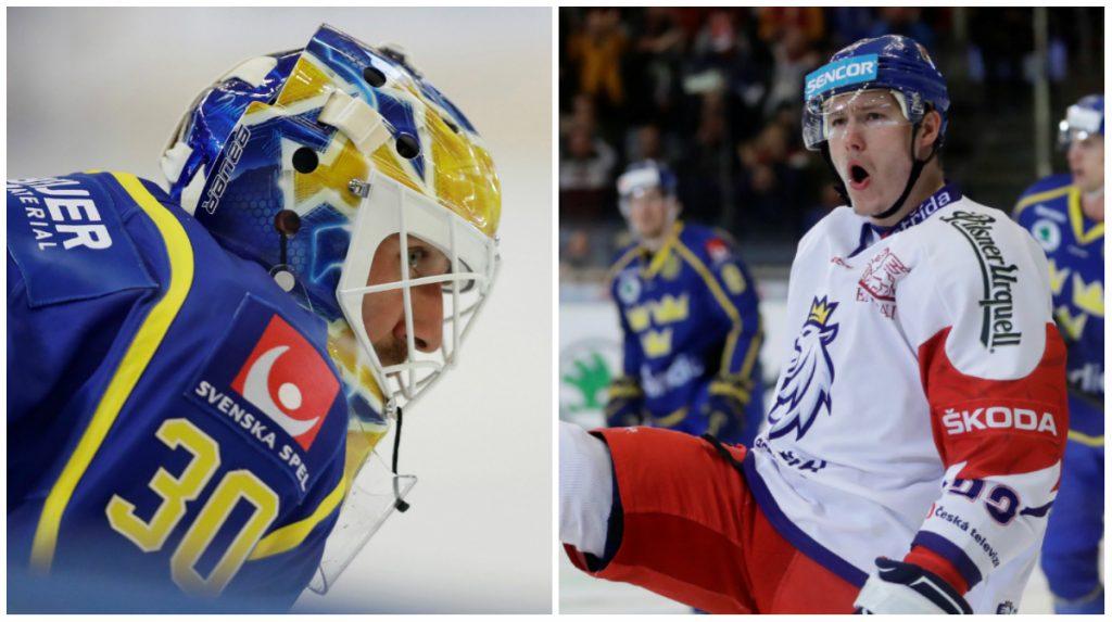 Henrik Lundqvist Hockeysverige