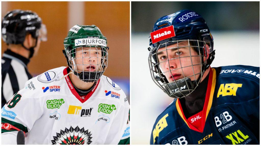 Fyra svenskar högt rankade inför NHL-draften 2020