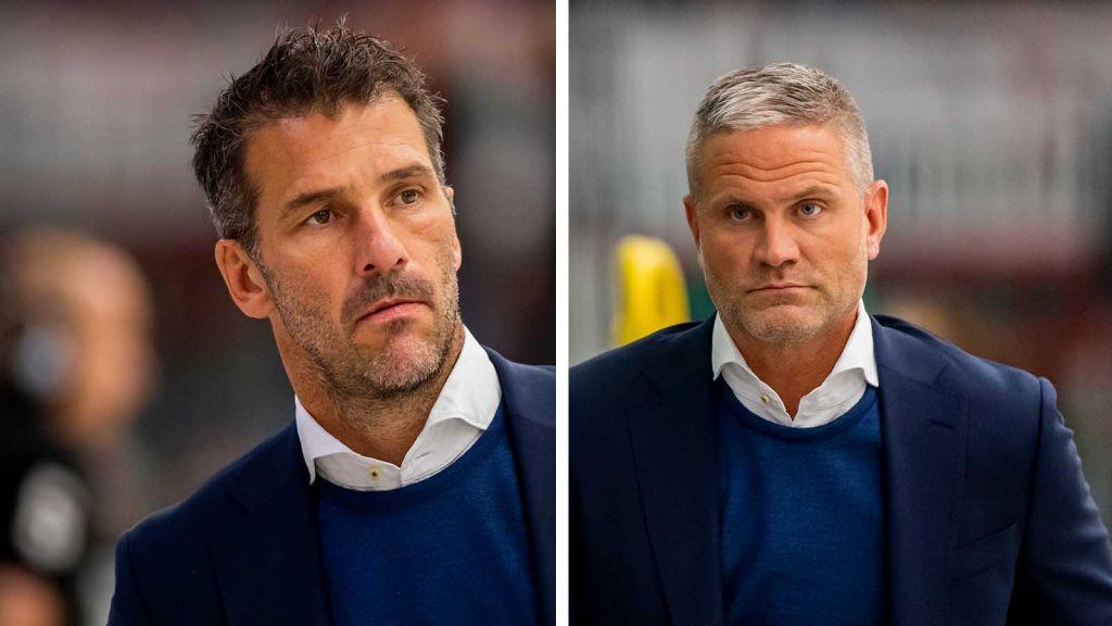 Andreas Lilja och Mikael Gath kräver mycket av sina spelare. Men samtidigt bryr de sig om alla.