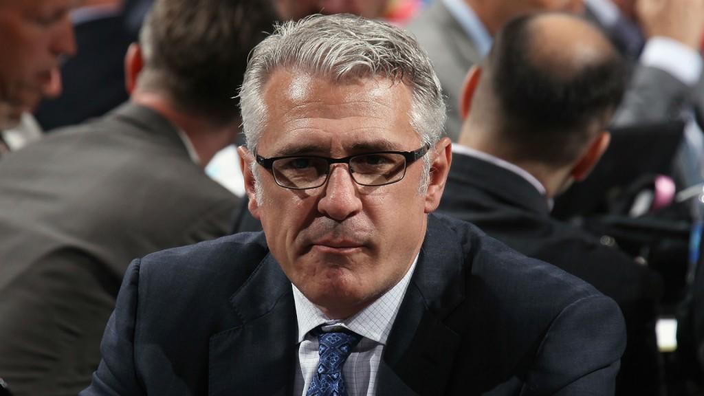 Uppgifter: Legendaren detaljer från att ta över nya NHL-laget