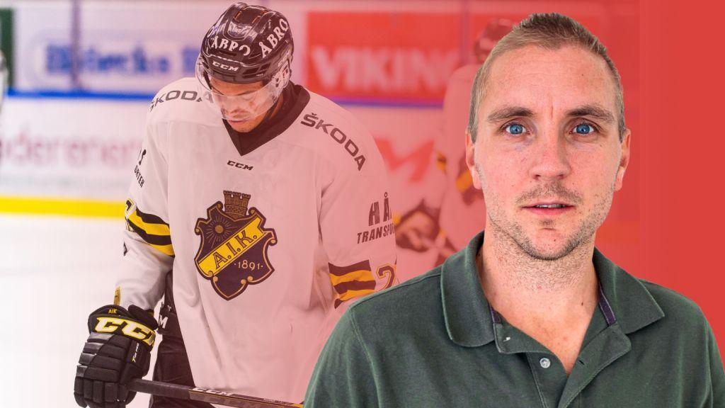 AIK Hockey: ENGLUND: Hockeyallsvenskan ojämnare än någonsin?