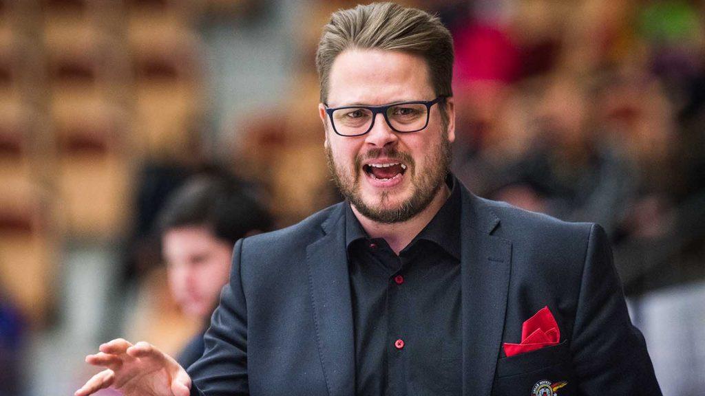 Fredrik Glader är ny sportchef i Modo.