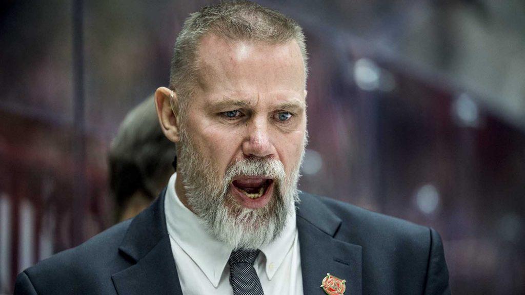 Mats Lusth ställde krav - Fredrik Hansson lyssnade.