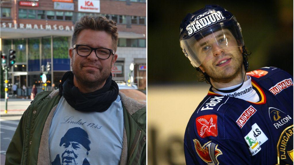 Den kulturella mästarbacken – Old School Hockey Björn Nord