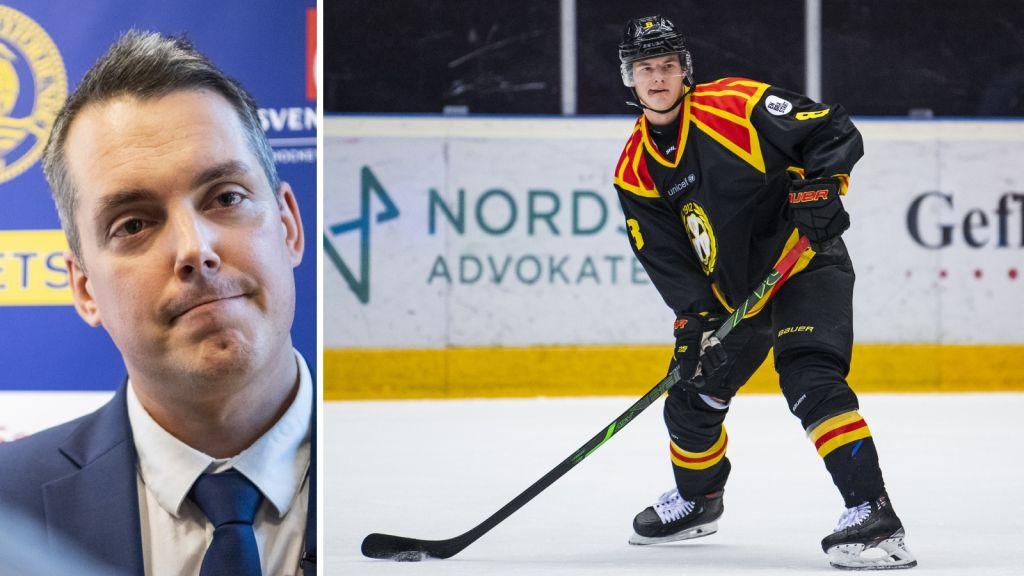 TV: Därför fick Victor Söderström nobben