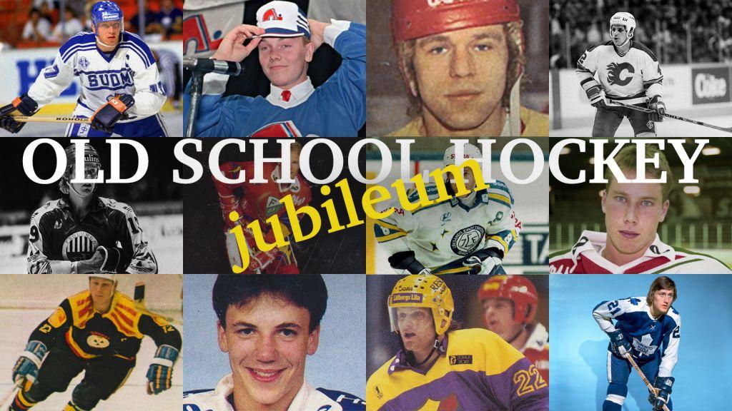 LÄSFEST: Ta del av samtliga 300 Old School Hockey