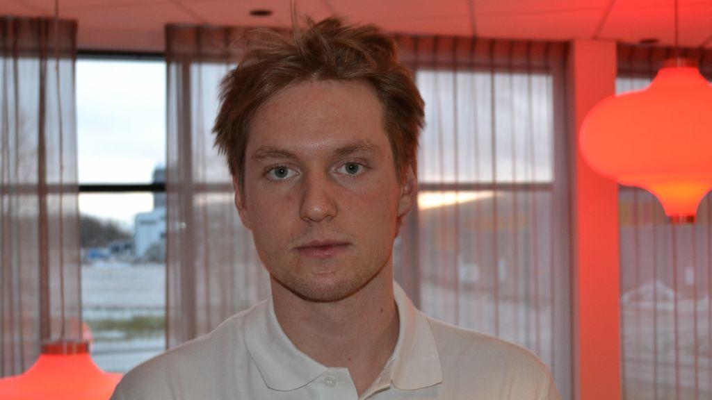 Rasmus Sandin.