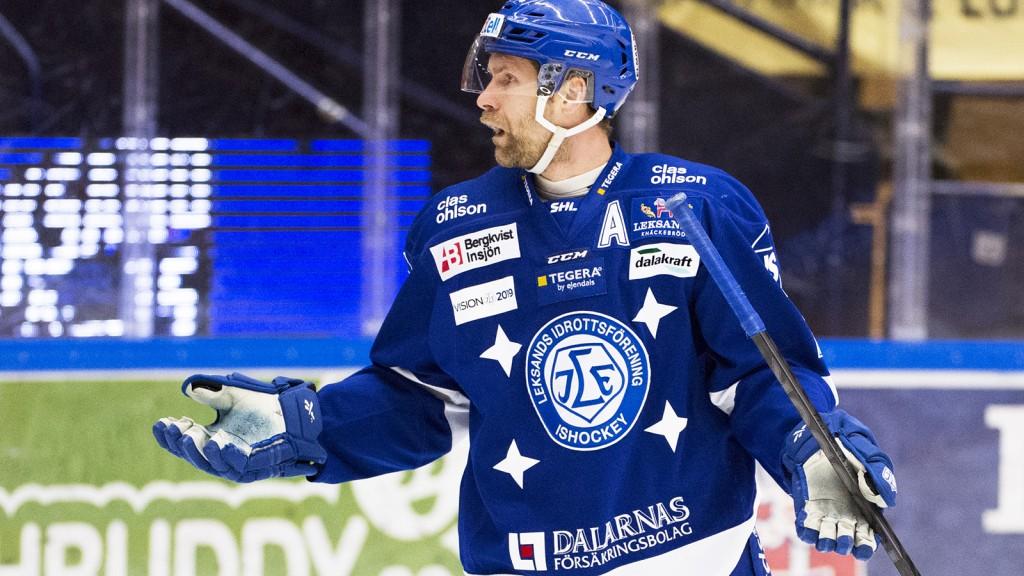 Ishockey, SHL, Leksand - SkellefteŒ