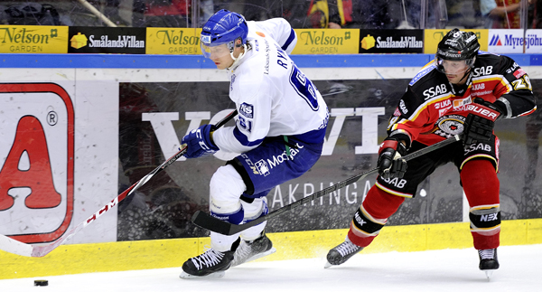 Ishockey, SHL, Luleå - Leksand